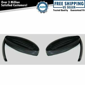 Front Upper Window Glass Run Channel Seal Pair For 61 71 Dodge D W Pickup Truck