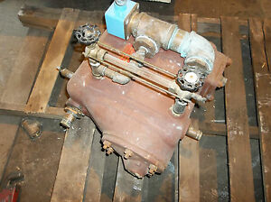 Nash Air water Separator For Liquid Ring Air Compressor Or Other Use