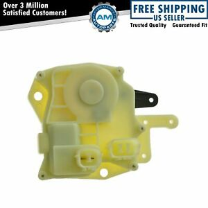 Power Door Lock Actuator Rear Passenger Side Right Rh For Honda Accord Civic