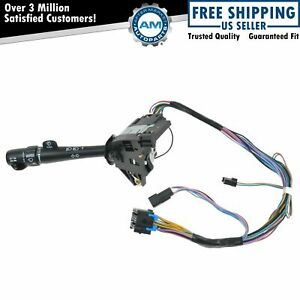 Cruise Control Windshield Wiper Arm Turn Signal Lever Switch For 00 05 Impala