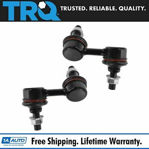 Front Suspension Sway Bar End Link Pair Set For Honda Civic Element Acura Rsx