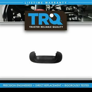 Tailgate Tail Gate Handle Black Bezel Trim For 94 02 Dodge Ram 1500 2500 3500