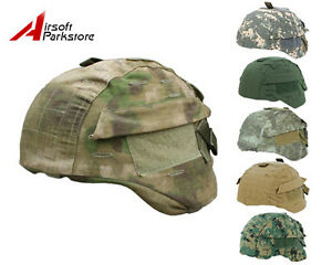 Airsoft Tactical MICH TC-2000 ACH Ver2 Helmet Cover 8 Colors A-TACSCBACUOD