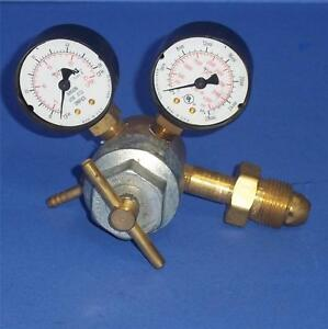 Smith 221 037 Single stage Flow Gauge Welding Regulator