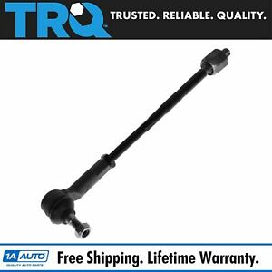 Front Inner Outer Tie Rod Ends Left Lh For Beetle Jetta