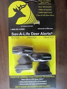 Deer Alert Deer Whistles Daab New In Package