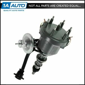 Ignition Distributor New For 74 87 Ford 4 9l Bronco E100 E150 F100 F150 F250