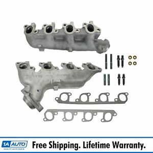 Dorman 674 182 674 193 Exhaust Manifold Pair Left Right For Ford Pickup Bronco