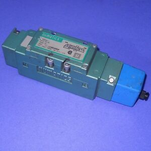 Numatics Series Iso5599 11 Solenoid Valve I23bb400mp