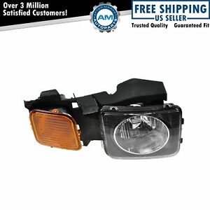 Headlight Headlamp Passenger Side Right Rh New For 06 10 Hummer H3 H3t