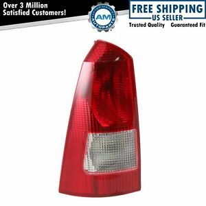 Taillight Taillamp Left Driver Side Rear For 00 03 Ford Focus Wagon