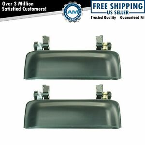 Exterior Outside Door Handles Left Right Pair Set For Explorer Mountaineer