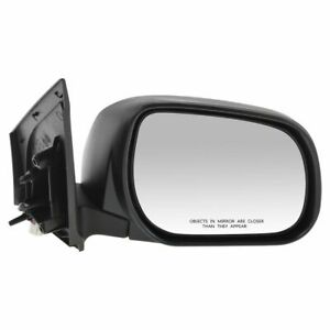 Mirror Side View Power Passenger Side Right Rh For 09 12 Toyota Rav4 Japan Built