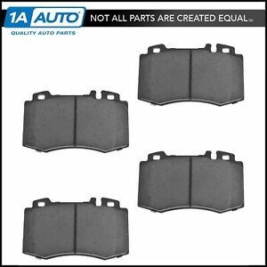 Nakamoto Front Disc Brake Pad Set For Mercedes Benz New