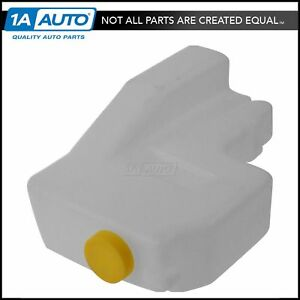 Radiator Coolant Overflow Expansion Tank Bottle With Cap For 91 94 Sentra Nx