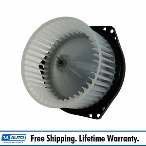 Heater Blower Motor Fan Cage 89019178 For Canyon Colorado Ssr I Series New