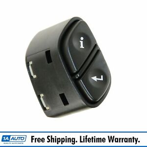 Dorman Steering Wheel Personalized Setting Switch For Gm Hummer Isuzu Olds Truck