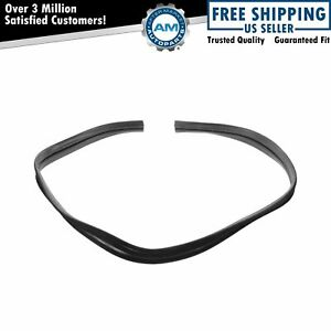 Window Glass Run Channel Seal Weatherstrip Lh Or Rh For 64 66 Chevy Pickup Truck