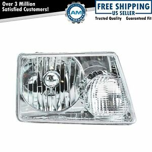 Headlamp Headlight Right Passenger Side For 01 11 Ford Ranger Pickup Truck