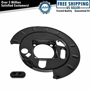 Dorman Rear Disc Brake Backing Plate Shield For Silverado Sierra Cadillac