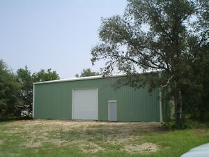 Steel Metal Garage Building Kit 2400 Sq Workshop Barn Shed Storage 40x60x12