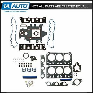 Ohv Graphite Engine Head Gasket Set Kit For Buick Chevy Olds Pontiac 3 8l