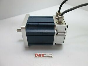Torque Systems T0851a002 Pm Servo Motor Nema 34 27mm X 9 50mm Shaft