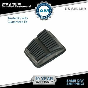 Parking Emergency Brake Pedal Pad For Ford Lincoln Mercury
