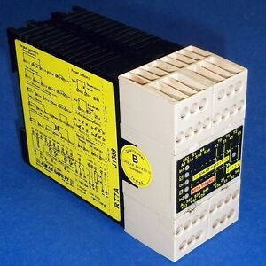 Jokab Safety 115vac Safety Relay Rt7a