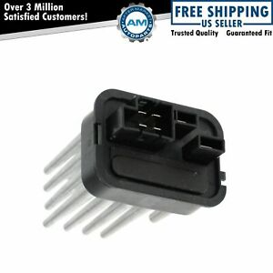 Hvac Climate Control Resistor For Cadillac Catera Saab 9 3 New