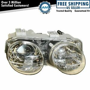 Headlight Headlamp Passenger Side Right Rh New For 98 01 Acura Integra