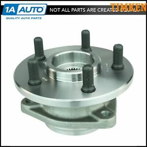 Timken 513084 4x4 4wd Front Wheel Hub Bearing Lh Or Rh For Jeep Wrangler