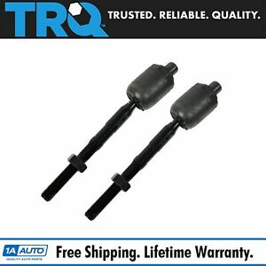 Front Inner Tie Rod End Pair Set For Mercedes Benz Mb E320 E430 4matic Awd