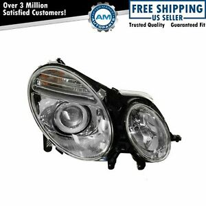Hid Xenon Headlight Headlamp Passenger Side Right Rh For Mercedes Benz E Series