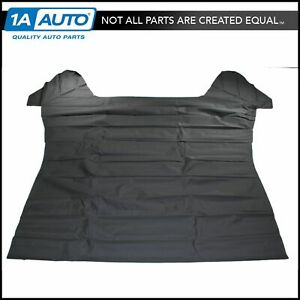 Black Perforated Headliner For 68 70 Dodge Charger