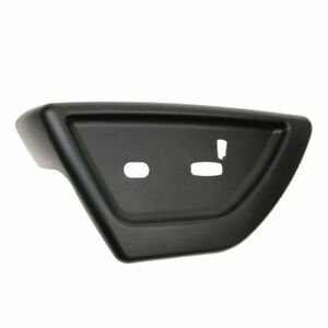 Dorman Power Seat Switch Panel Black Front Lh Left For Buick Chevy Gmc Saab