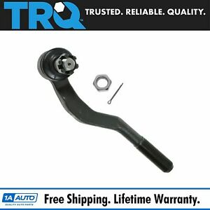 Front Outer Tie Rod End Passenger Side Right Rh Rf For 95 04 Toyota Tacoma 4wd