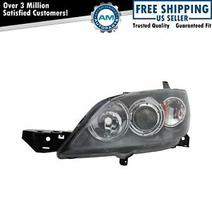 Headlight Headlamp Driver Side Left Lh For 04 09 Mazda 3 Hatchback