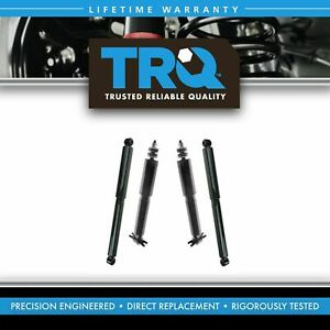 Trq Shock Absorber Front Rear Kit Set Of 4 For 2wd Ranger B2300 B2500 B3000