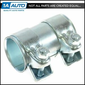 Exhaust Sleeve W Clamps For Audi 80 90 Tt Vw Golf Jetta