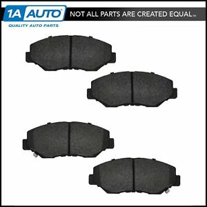 Nakamoto Front Metallic Disc Brake Pad Set Kit For Honda Accord Cr V Crv Element