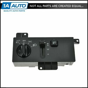 Automatic Headlight Switch For 94 98 Jeep Grand Cherokee W Fog Lights