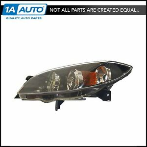 Headlight Headlamp Driver Side Left Lh For 04 06 Mazda 3 Mazda3 4 Door Sedan