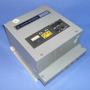 Allen Bradley Variable Speed Ac Drive 1332 aab Ser A pzb