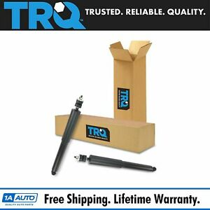 Trq Shock Absorbers Front Left Right Pair Set For Dodge Ram 1500 2500 4wd