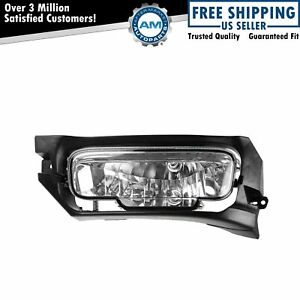 Fog Driving Light Driver Side Left Lh Lf For 06 11 Mercury Grand Marquis New