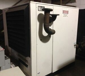 Ingersoll Rand Tm1900w Thermal Mass Compressed Air Dryer