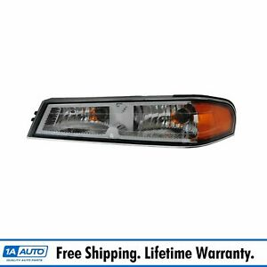 Turn Signal Light Lh Left For Chevy Colorado Xtreme 2005 2008