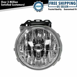 Round Driving Fog Light Lamp Rh Right Passenger For 00 04 Legacy Outback Baja