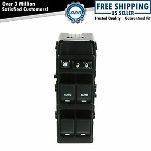Master Power Window Switch Driver Side Left Lh Lf For Chrysler Dodge Jeep